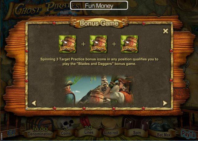 Nombres de juegos de casino 3 tiradas gratis en Ghost Pirates-518460