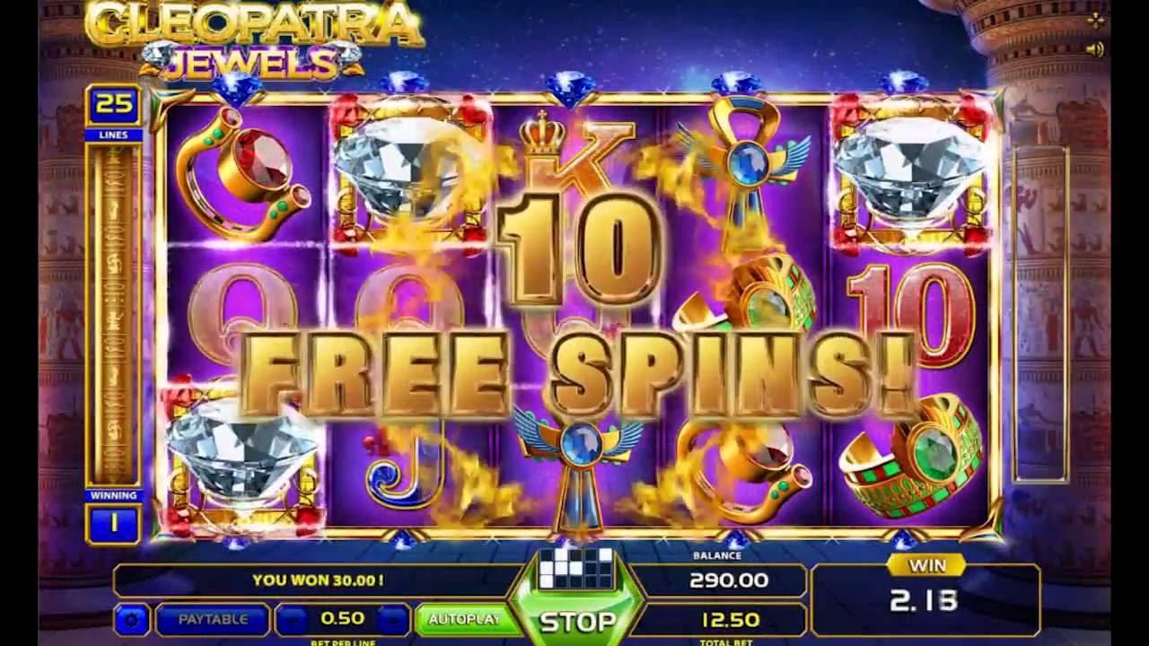 Gana en Sportingbet jugando gratis tragamonedas cleopatra-981168