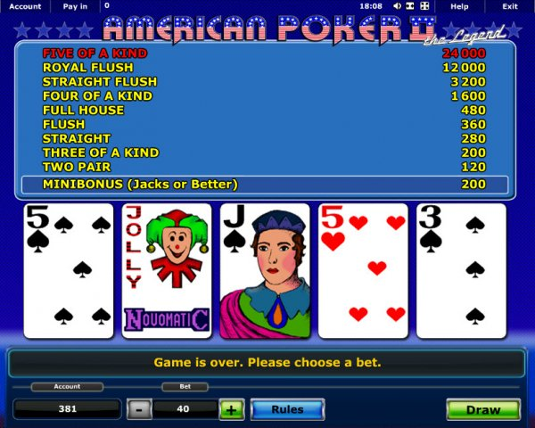 Americana blackjack pkr download-643440