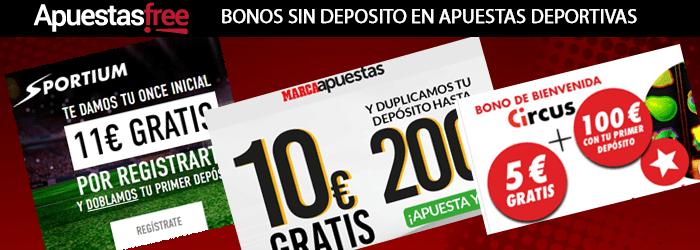 Apuestas deportivas sin deposito casino Playbonds-507746