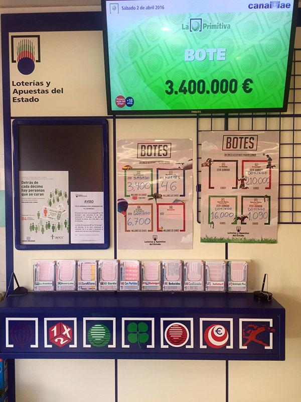 Apuestas en linea comprar loteria euromillones en Murcia-290235