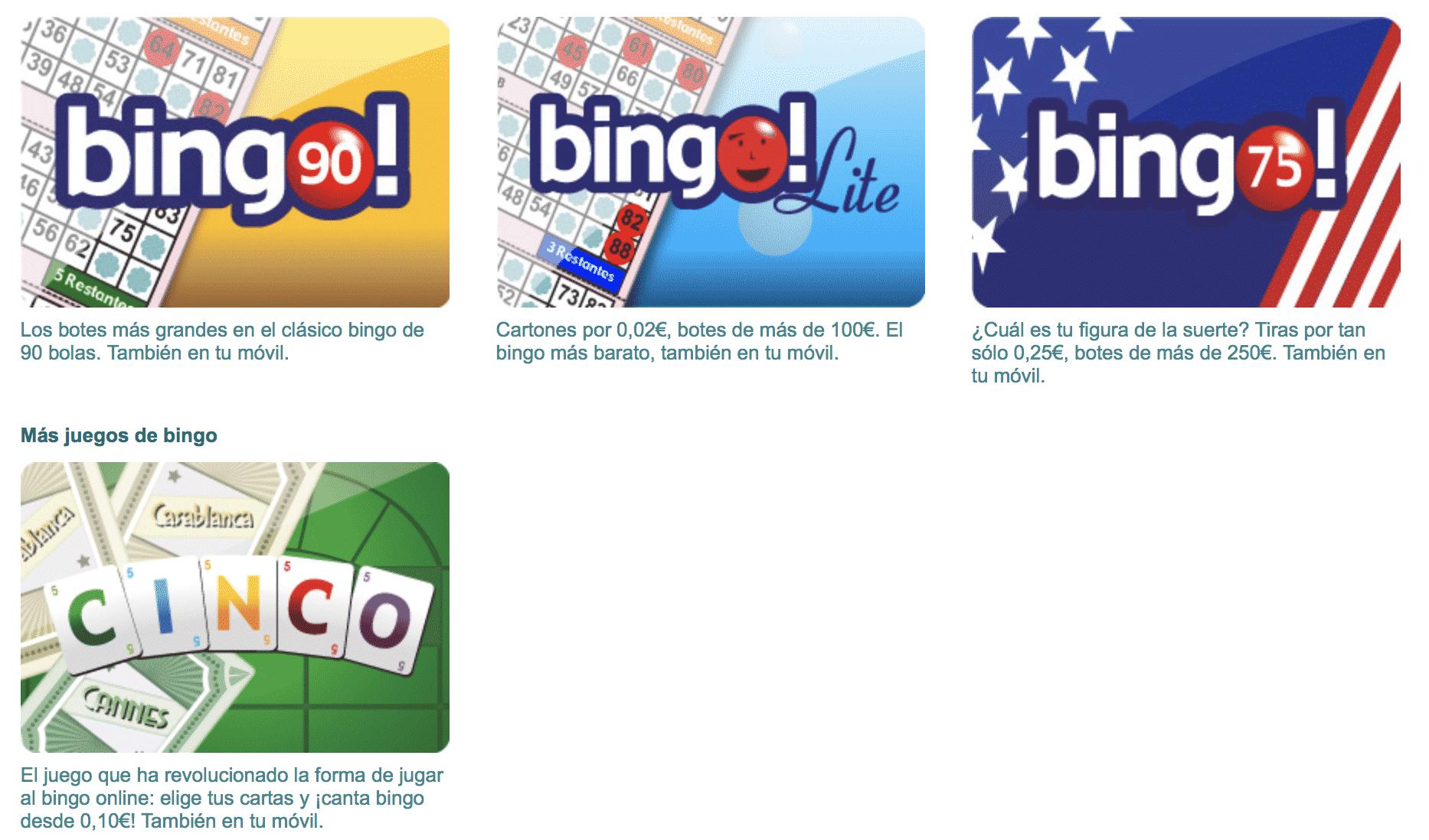 Bingo tombola online carnaval casino-727395