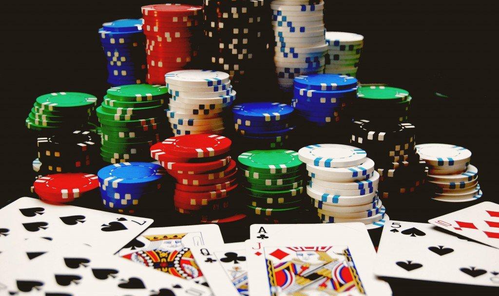 Party poker tanto en casino físicos-144794