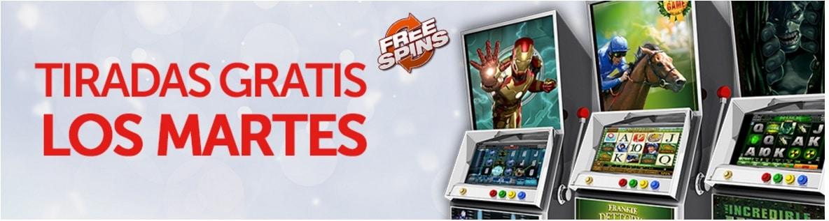 Tiradas gratis Rabcat sportium casino-480732