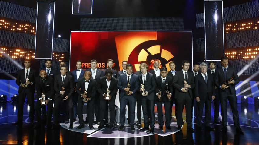 Premios en el Torneo de Liga bwin futbol-541514