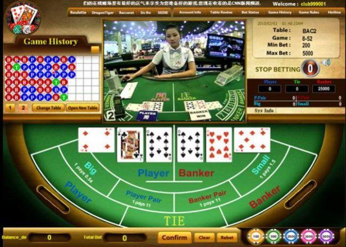 Baccarat online privacidad casino Lanús-467284