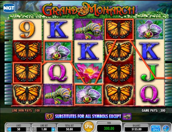 Grand monarch slot game gratis online Rivalo-554130