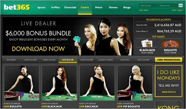 Bet365 resultados casino Real Time-906134