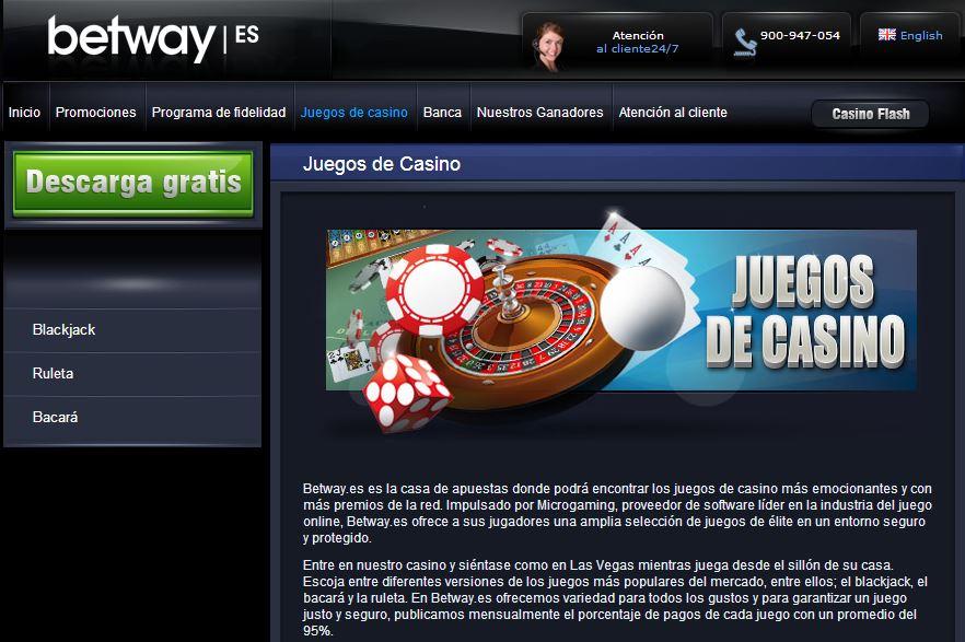Betway casino licencia de juego-528331
