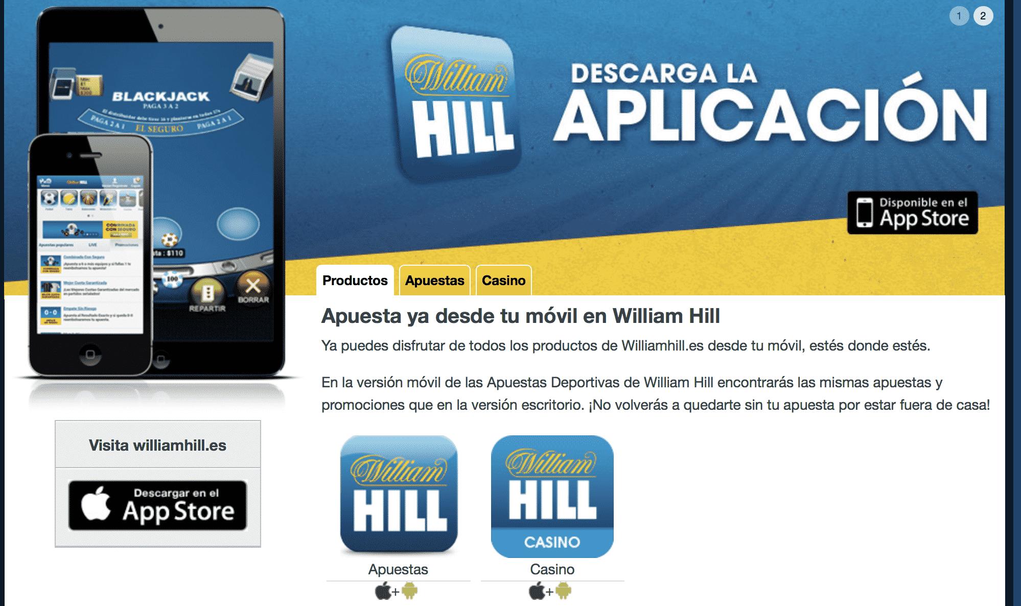 Bingo para móviles william hill entrar-402553