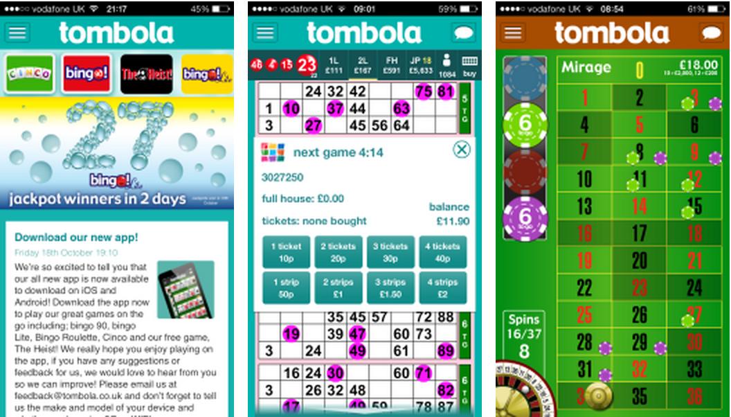 Bingo tombola online carnaval casino-394084