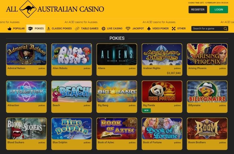Bonos casinos en Australia online-109448