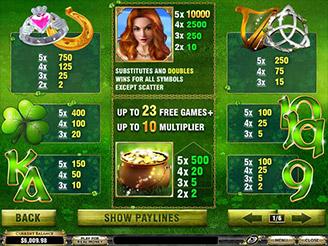 Bwin poker android tragamonedas gratis Gaelic Luck-520840