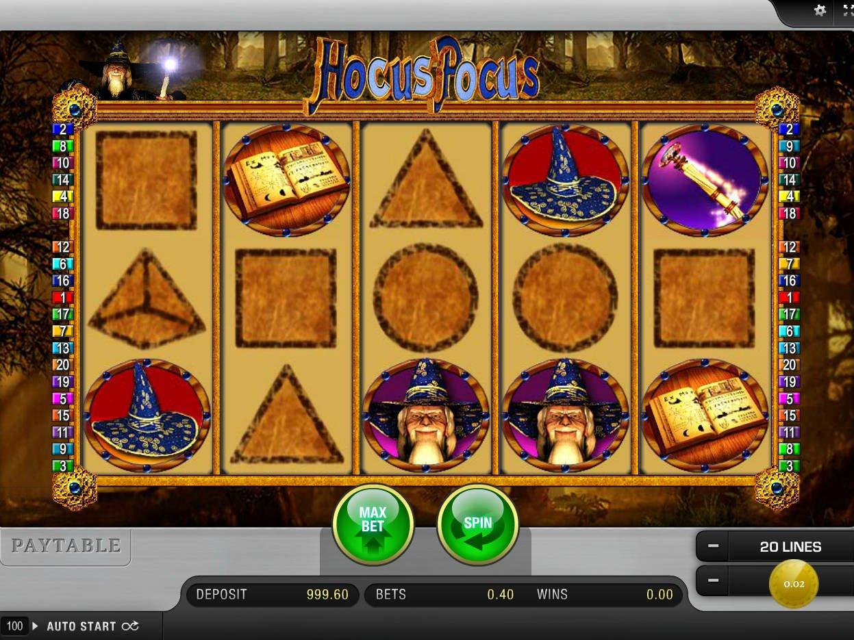 Jugar gratis tragamonedas hocus pocus casino-612166