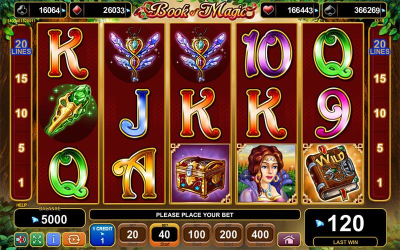 Casino en Suiza magic merkur slots-156462