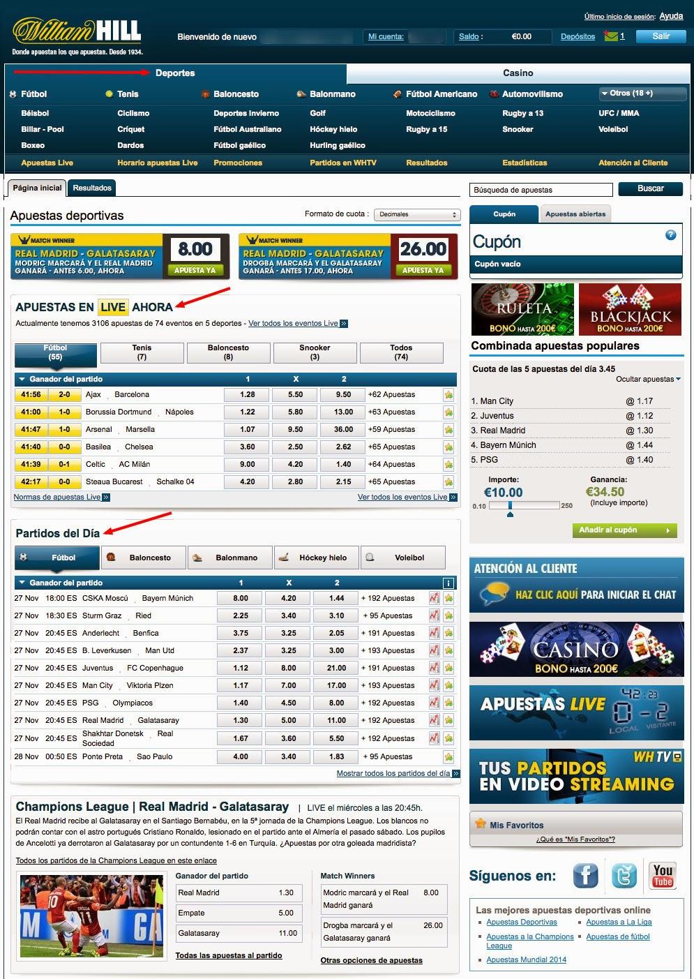 Casino MGA deportes williamhill es-950349