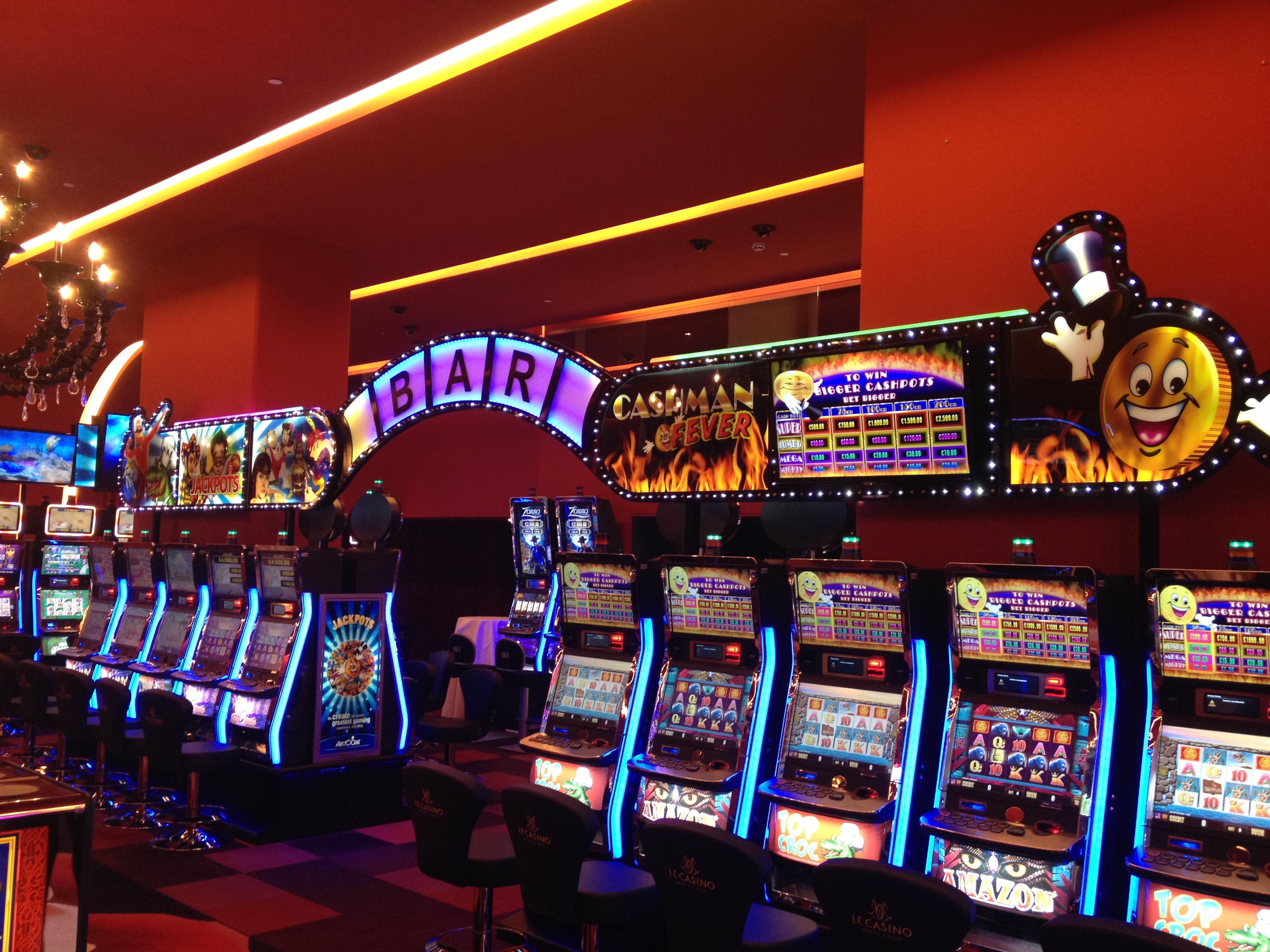 Casinos monte carlo slots a Luckia-761772