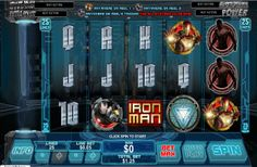 Europa casino instant web play opiniones tragaperra Iron Man 2-385411