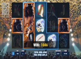Tragaperra Guns N Roses mejores casinos online-107362
