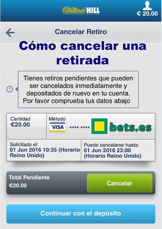 Como ingresar dinero en betfair 5 € sin depósito-227689