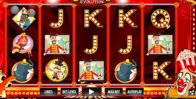Croupier mujer casino online Circus es-584134