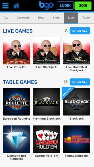 Botemania app bgo casino 100 Free Spins-283423