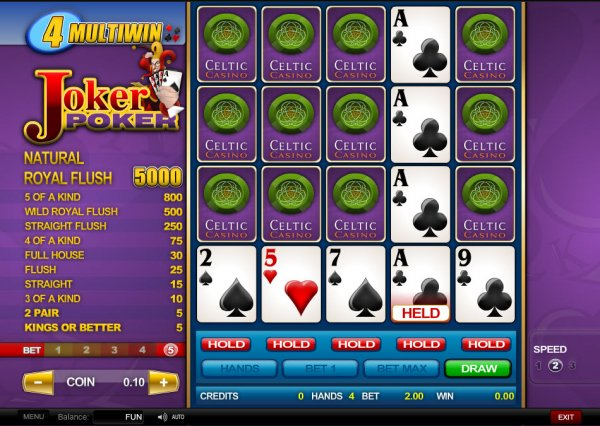 Casino Visionary iGaming poker hoy-408147