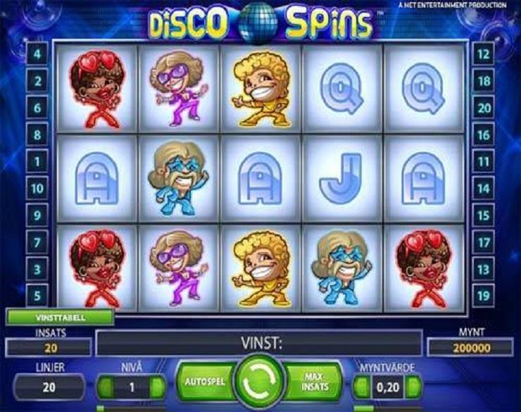 Tragamonedas gratis Disco Spins maquinas unicorn-944622