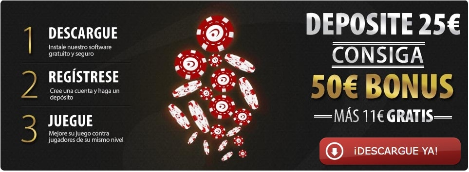 Deposito 888 poker 10 tiradas gratis en Betclic-457836
