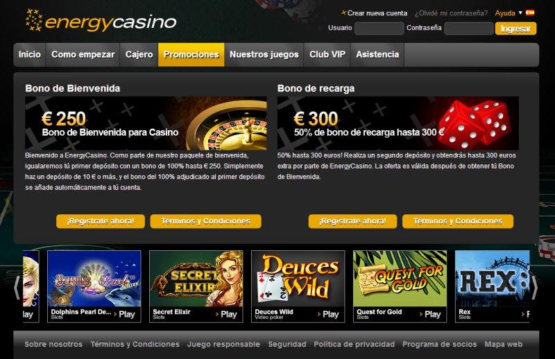 Descrubre Energy casino juegos de-723072