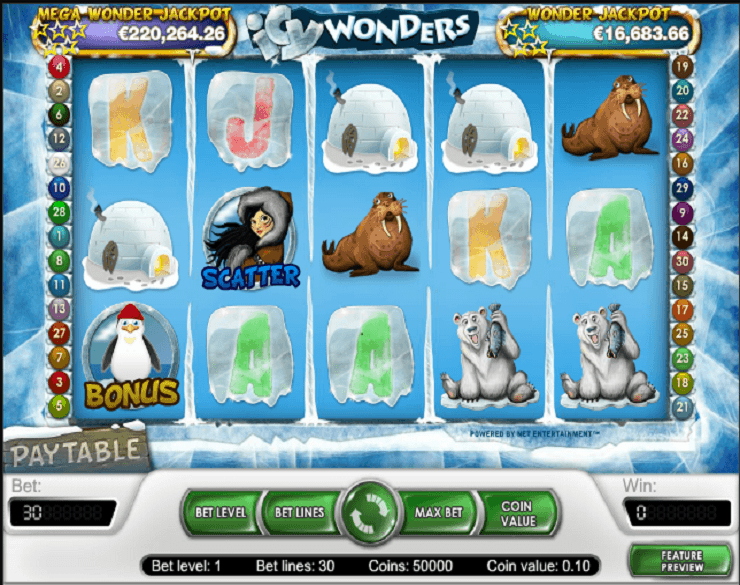 Dragon kings slot tragamonedas gratis Icy Wonders-420037