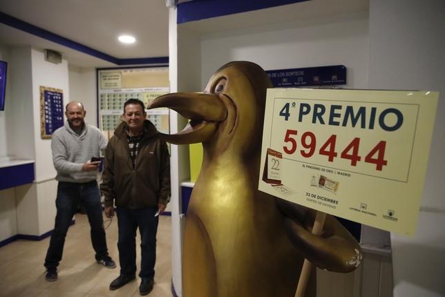Premios loteria navidad 2019 reseña de EuroPalace casino-988653