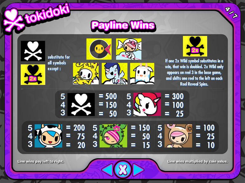 Estrategia poker online tragaperra Tokidoki Lucky Town-237011