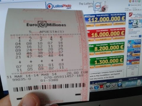 Euromillion premio 10 premios €-889199
