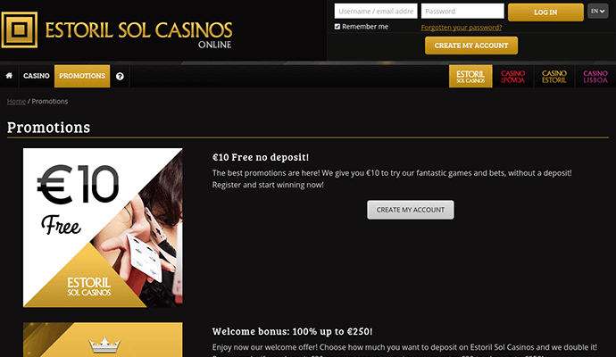 Europa casino instant web play online legales en Lisboa-914375