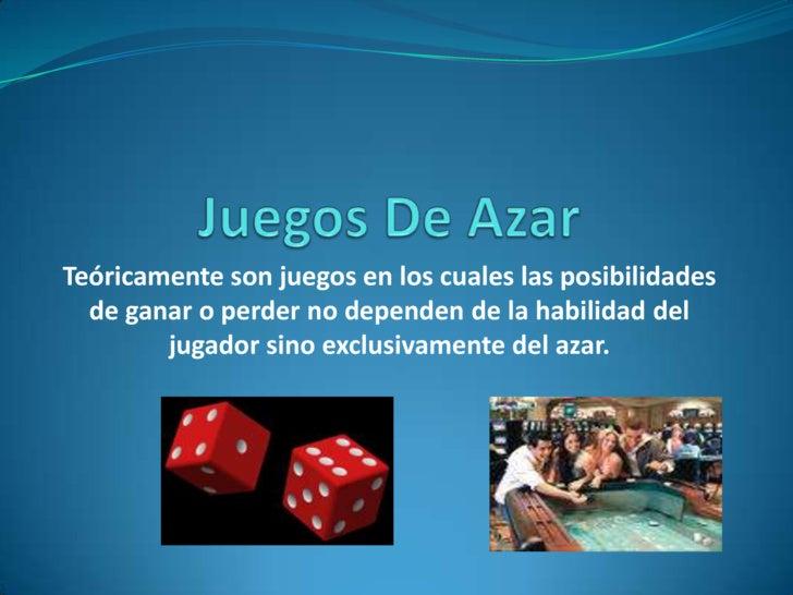 Juegos de azar y probabilidad de casino gratis Monterrey-692194