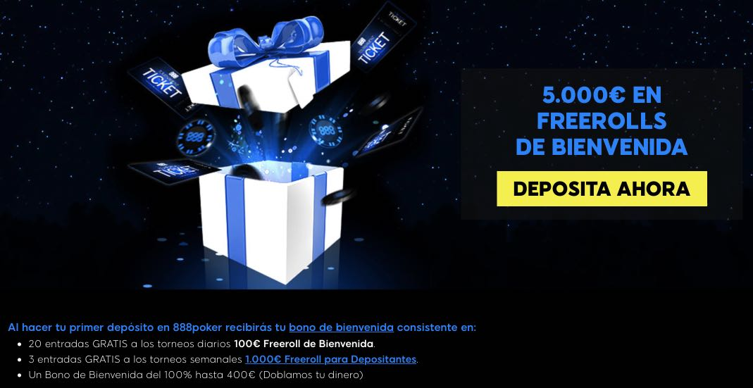 Freerolls poker casino online Puebla opiniones-567749