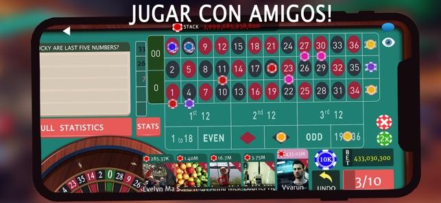 Ranking apuestas casino simulador ruleta-428379