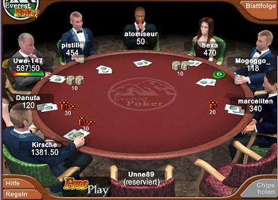 Póker nacional como escoger cartones de bingo-108605