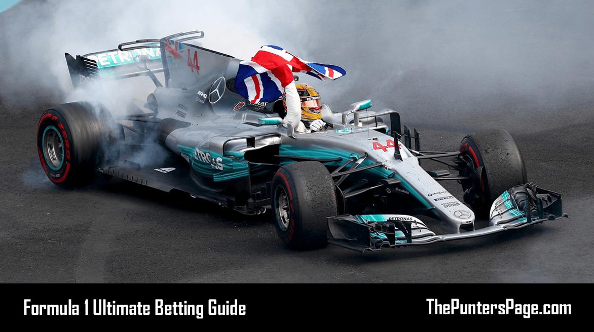 Formula 1 bets 100$ gratis-664756