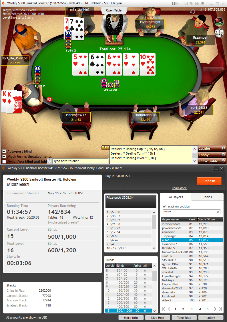 Freerolls poker casino online confiable Setúbal-410274