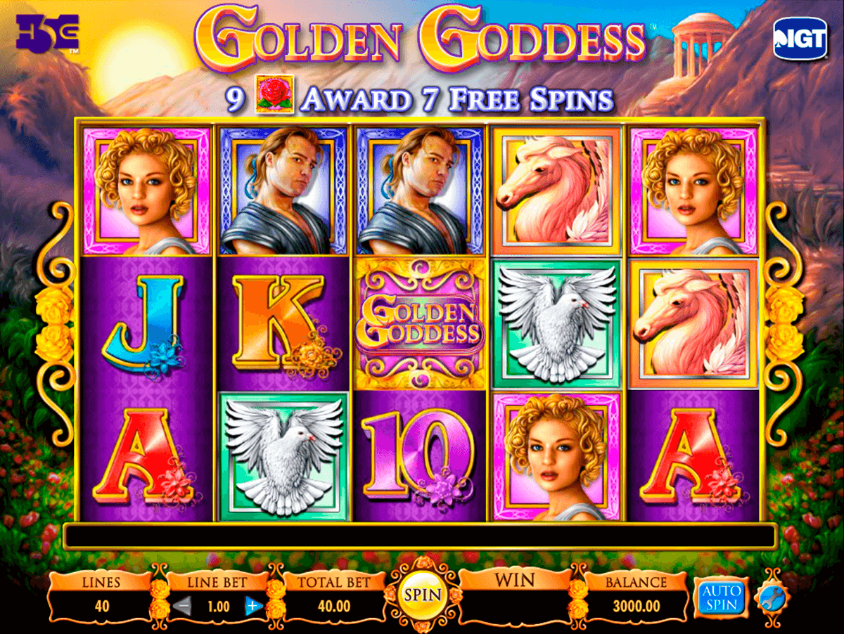 Golden goddess jugar gratis con maquinas tragamonedas Andorra-956538