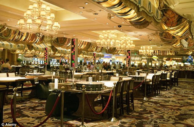 Hotel Bellaggio Las Vegas casino fiesta slot-460587