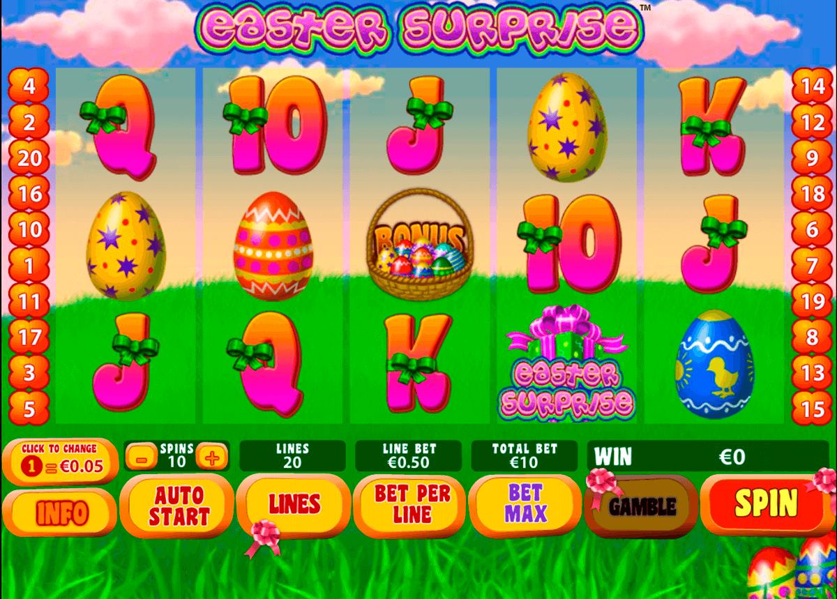 Juega a Easter Eggs gratis juegos de casino sin descargar-256977