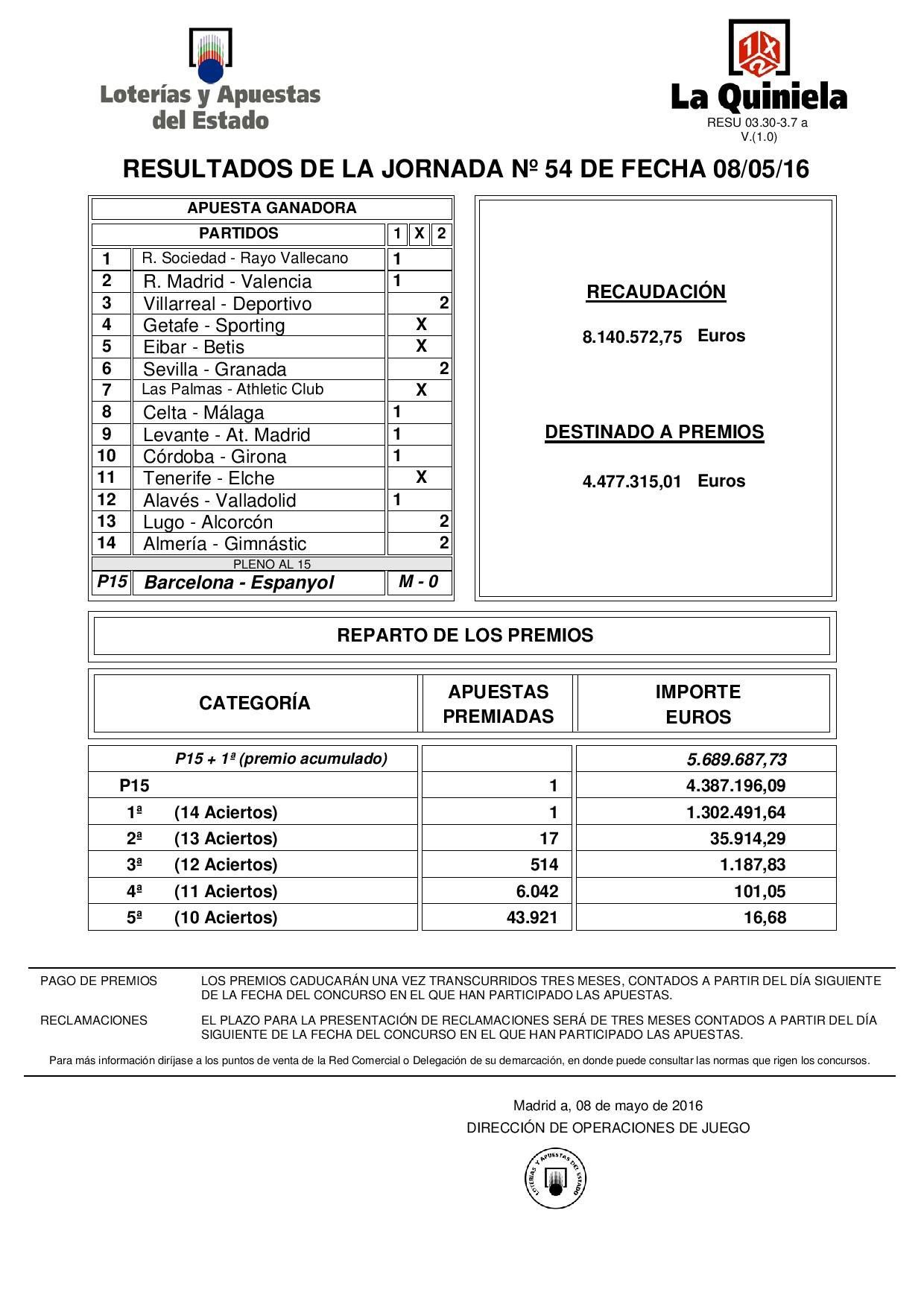 Juego Limpio premios por terminacion loteria nacional-918549