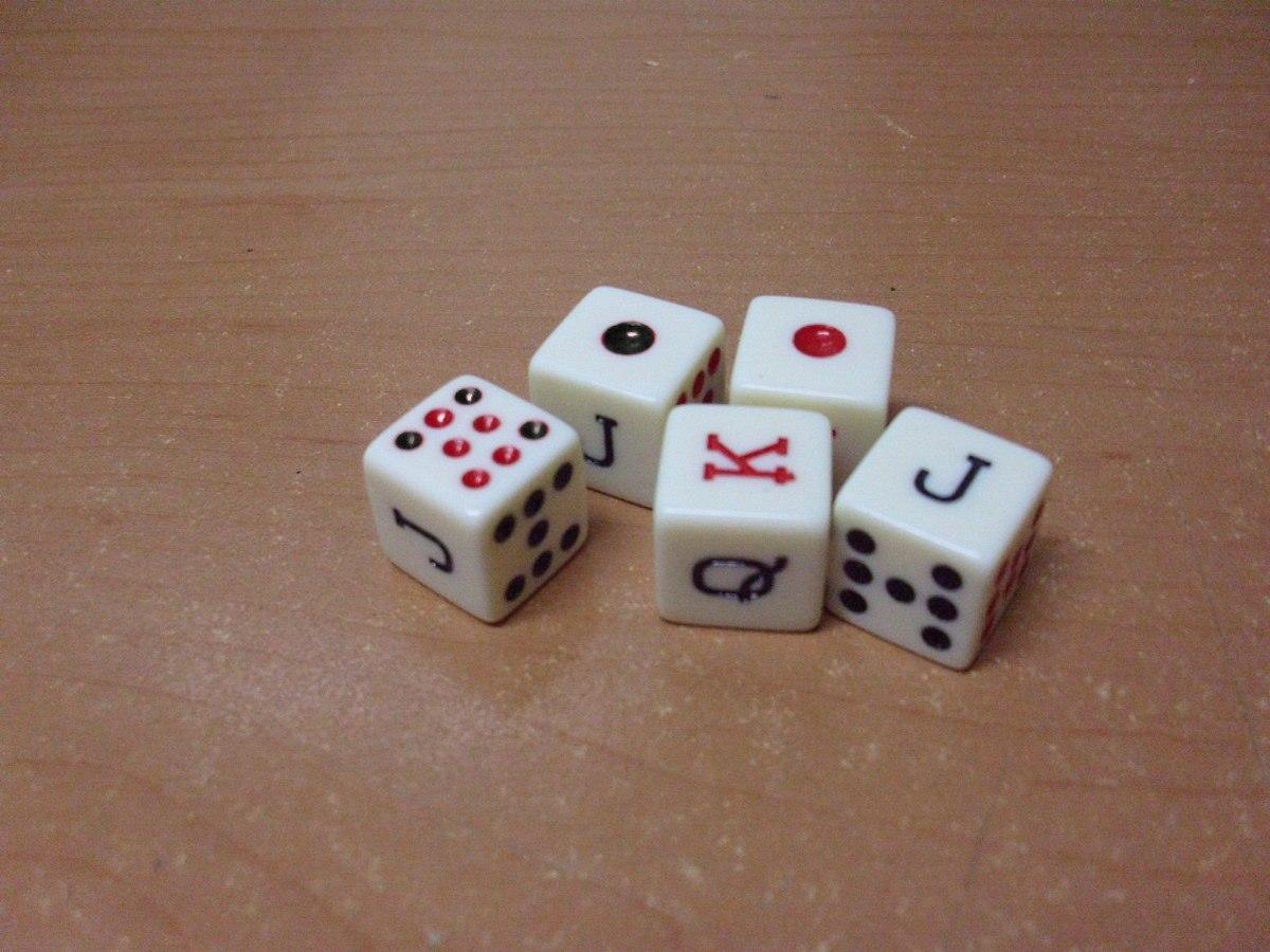 Juegos con 5 dados Vinnarum com-378679