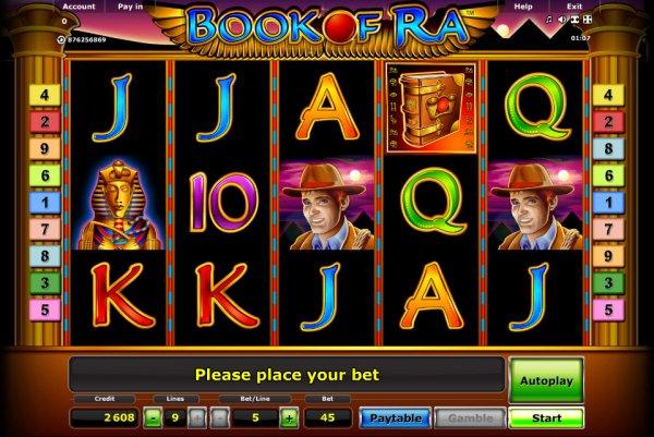 Juegos de Novomatic book of ra gratis-715190