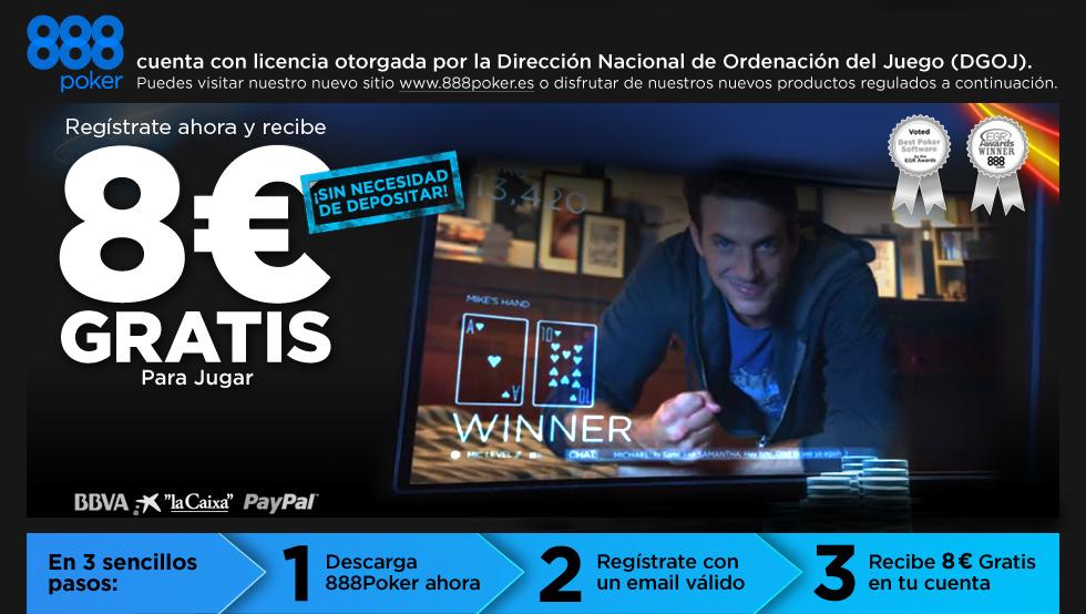 Ley de juegos de azar 5 euros 888 com-316556