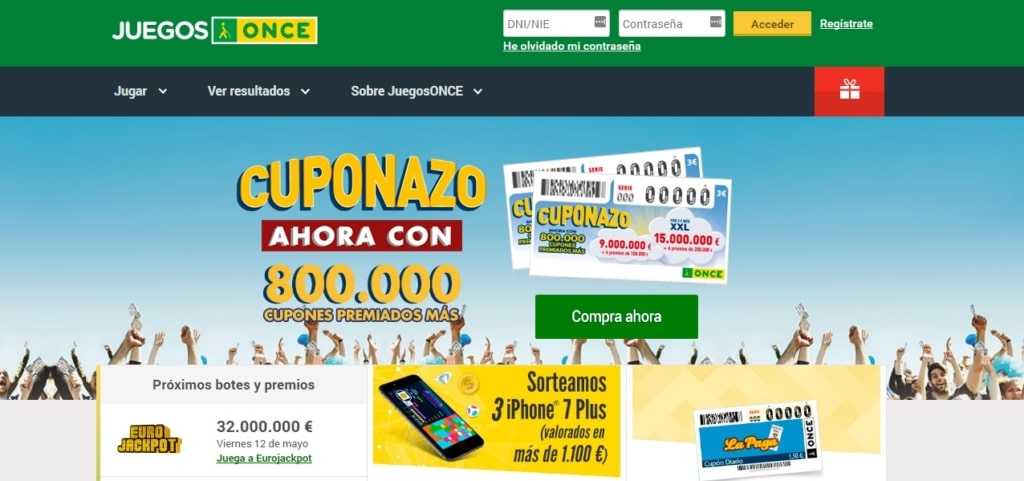 Los mejores casino online en español comprar loteria en Dominicana-727259