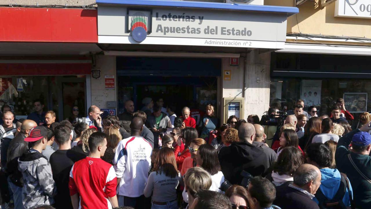 Loteria de navidad premios comprar en Valencia-115766